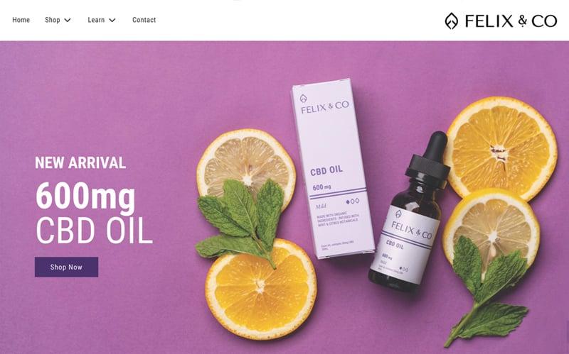 Felixandco.com Homepage